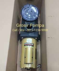 Hayward Pump 3 Hp 1 phase