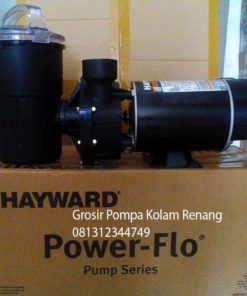 Pompa kolam Renang Hayward 3/4 HP Power flow