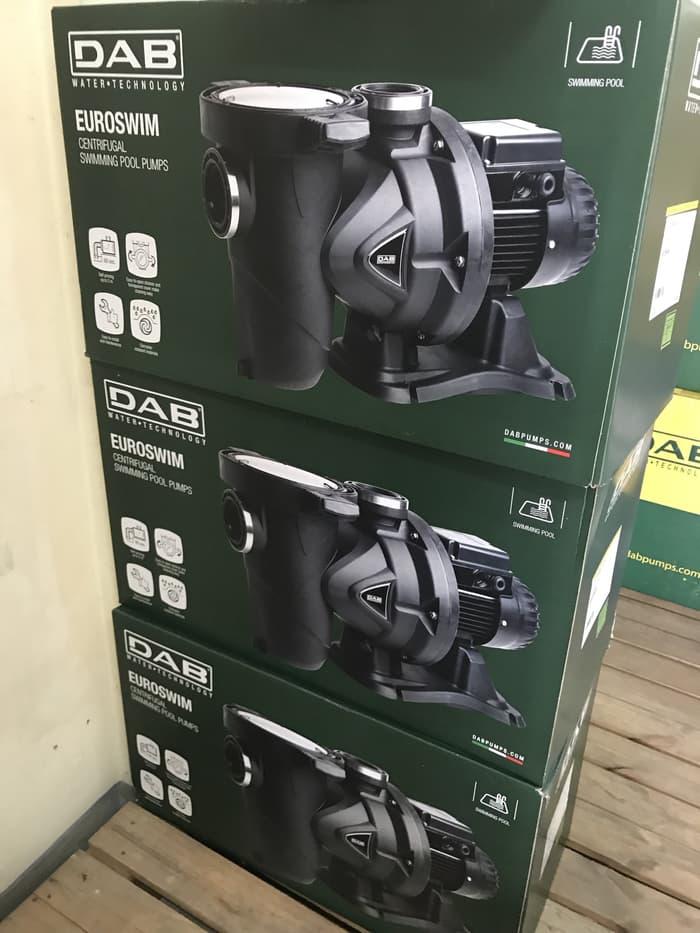 Distributor Pompa dan Filter Kolam Renang Merk DAB Jakarta